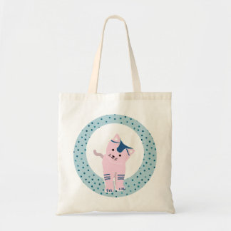 TOTE BAG L'ANIMAL FAMILIER - CHATON