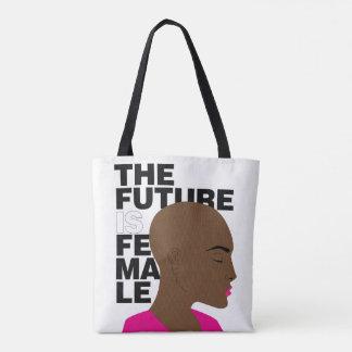 Tote Bag L'avenir est femelle