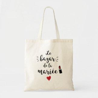 Tote Bag - Le Bazar de la mariée