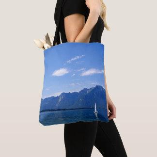 Tote Bag Le beau Lac Léman