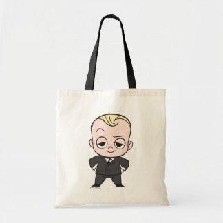 Tote Bag Le bébé de patron | je ne suis aucun bébé