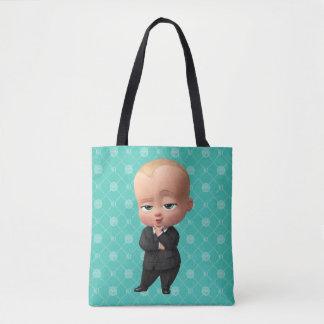 Tote Bag Le bébé de patron | je suis le patron !