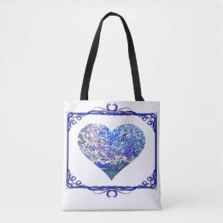 Tote Bag Le bleu bouillonne Fourre-tout deux