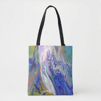Tote Bag Le bon acrylique de vibraphone versent partout