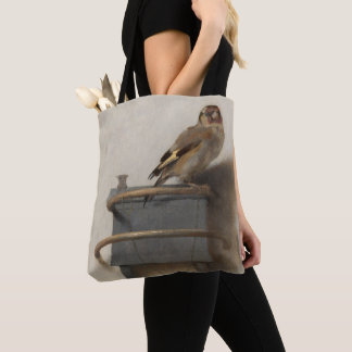 Tote Bag Le chardonneret