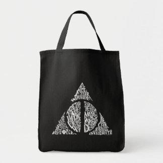 Tote Bag Le charme | de Harry Potter DE MORT SANCTIFIE la