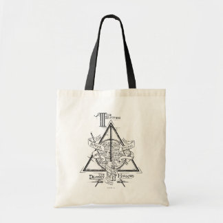 Tote Bag Le charme | de Harry Potter DE MORT SANCTIFIE le