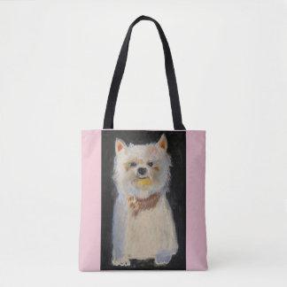 Tote Bag Le chien Fourre-tout de Jane