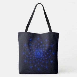 Tote Bag Le Christ à genoux avec des étoiles