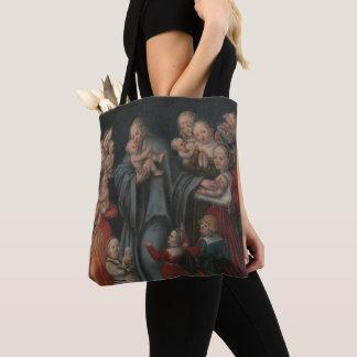 Tote Bag Le Christ bénissant les enfants