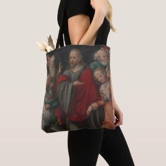 Tote Bag Le Christ et l'adultère