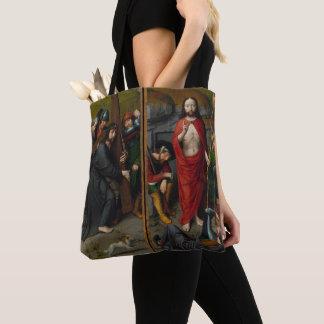 Tote Bag Le Christ portant la croix