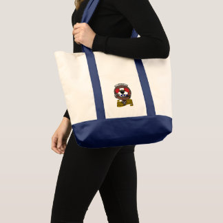 Tote Bag Le clan de MacLeod Badge l'impulsion Fourre-tout
