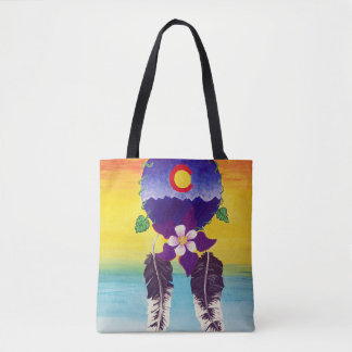 Tote Bag Le Colorado coloré