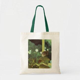 Tote Bag Le concert de café par Edgar Degas, beaux-arts