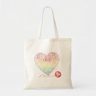 Tote Bag Le crochet exprime Fourre-tout