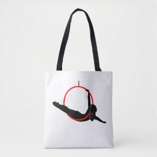 Tote Bag Le double a dégrossi cercle/sac fourre-tout