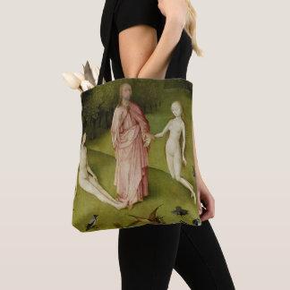 Tote Bag Le jardin des plaisirs terrestres, 15ème siècle