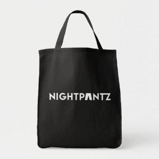 Tote Bag Le logo Fourre-tout de Nightpantz