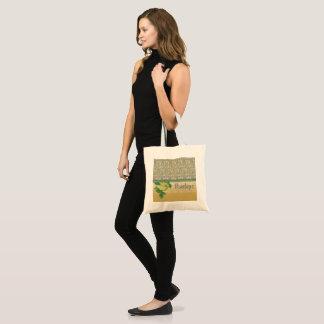 Tote Bag Le meilleur cadeau de demoiselle d'honneur de rose