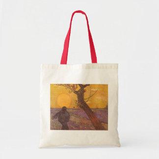 Tote Bag Le semeur par Vincent van Gogh, beaux-arts