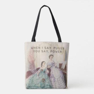 Tote Bag Le Songbook de la femme libérée