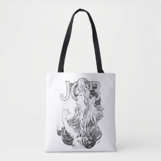 Tote Bag Le TRAVAIL ISOGS d'Alphonse Mucha