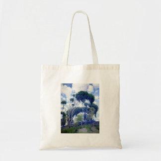 Tote Bag Le type s'est levé - eucalyptus de Laguna - chef