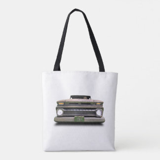 Tote Bag Le vieux camion pick-up du Colorado a grillé le