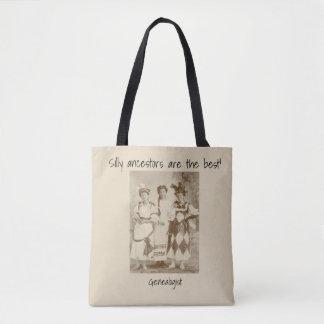 Tote Bag Les ancêtres idiots sont le meilleur !