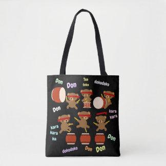 Tote Bag Les cadeaux Kawaii de Taiko soutient Taiko