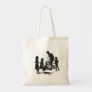 Tote Bag Les enfants de wagon couvert : Henry a deux