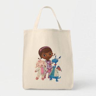 Tote Bag Les meilleurs amis de médecin de Doc. McStuffins |