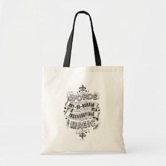 Tote Bag Les mots du charme   de Harry Potter sont notre la