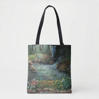 Tote Bag L'étang d'Elaine