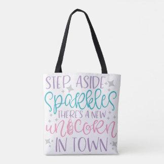 Tote Bag L'étape de côté miroite