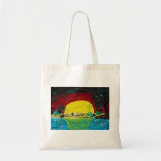 Tote Bag Lever de soleil Fourre-tout