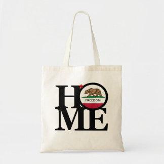 Tote Bag Liberté À LA MAISON la Californie Fourre-tout