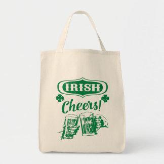 Tote Bag L'Irlandais vert encourage Fourre-tout