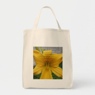Tote Bag Lis de jaune de 12h27 de Luc