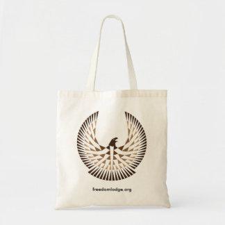 Tote Bag Loge de liberté : Fourre-tout