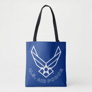 Tote Bag Logo de l'Armée de l'Air - bleu