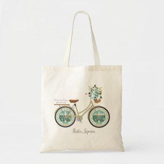 Tote Bag Logo Fourre-tout de vélo de PWOC