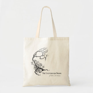 Tote Bag Logo Fourre-tout d'école de Carterhaugh