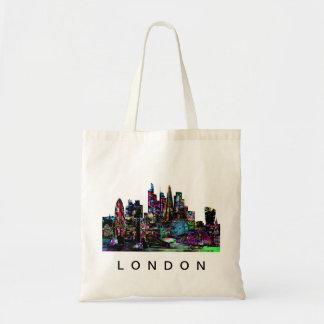 Tote Bag Londres dans le graffiti