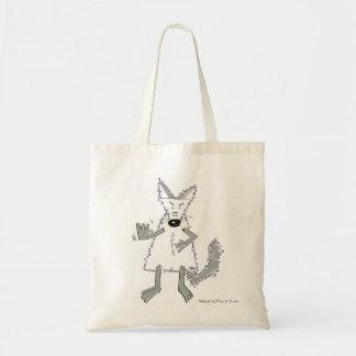 Tote Bag Loup y es-tu ?