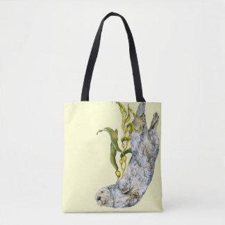 Tote Bag Loutre de mer