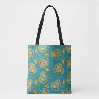 Tote Bag Loutres significatives Fourre-tout