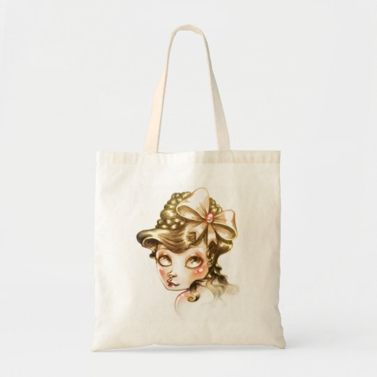 Tote Bag Lovely face