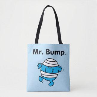 Tote Bag M. Bump de M. Men | est un Clutz